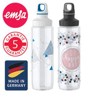 """Trinkflasche """"TRITAN"""" - glasklar und bruchfest - ca. 0, 7 Liter Inhalt, je"""