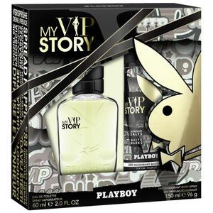 Playboy VIP my Story Geschenkset