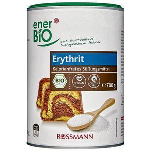enerBiO Bio Erythrit kalorienfreies Süßungsmittel 14.27 EUR/1 kg