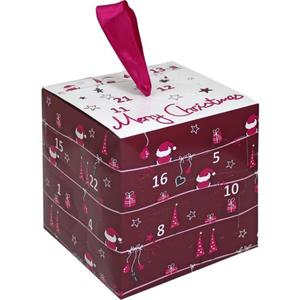 BriConti Adventskalender Cube (purple)