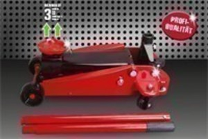A.T.U Werkstatt-Wagenheber bis 3 Tonnen, Hydraulikwagenheber