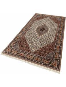 Orientteppich, »Mohammadi Bidjar«, Parwis, rechteckig, Höhe 20 mm, manuell geknüpft