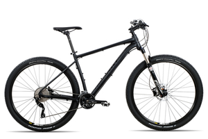 Marin Bobcat LTD Deore 2018 | 15 Zoll | black matt