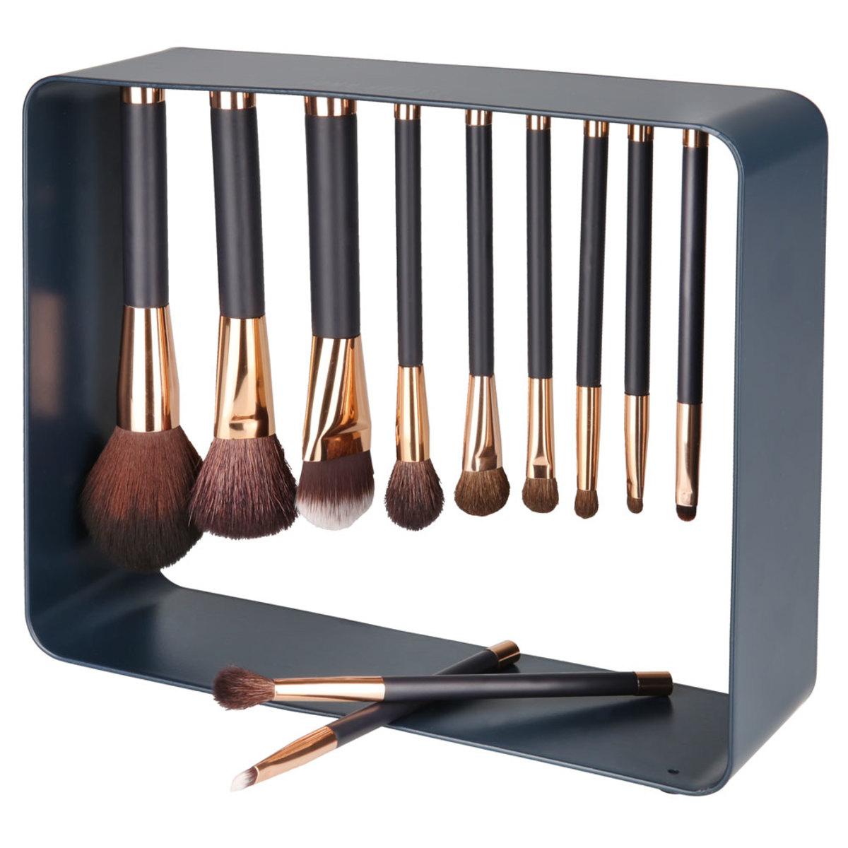 Bild 4 von Kosmetikpinsel-Set mit Magnet, 12-teilig