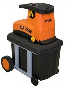 ATIKA Gartenhäcksler ALF2600