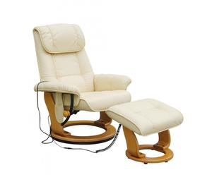 Alpha Techno Massagesessel 7036 beige