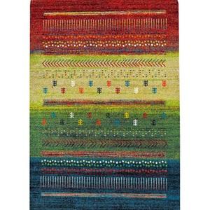 Friseeteppich Ethno Multi ca. 160 x 230 cm