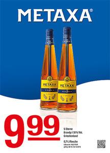 Metaxa 5 Sterne Brandy