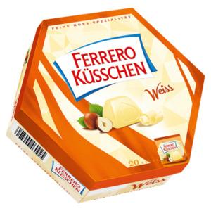 Ferrero Küsschen Weiße Schokolade 178g