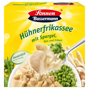 Sonnen Bassermann Hühnerfrikassee 400g