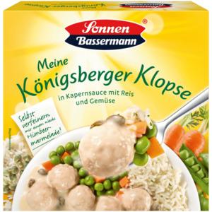 Sonnen Bassermann Königsberger Klopse 480g