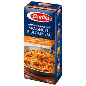Barilla Pasta & Sauce Set Spaghetti Bolognese 510g