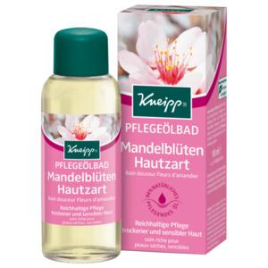 Kneipp Pflegeölbad Mandelblüten hautzart 100ml
