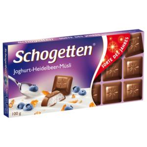 Schogetten Joghurt-Heidelbeer-Müsli 100g