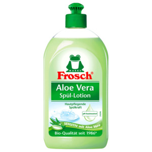Frosch Aloe Vera Spül-Lotion 0,5l