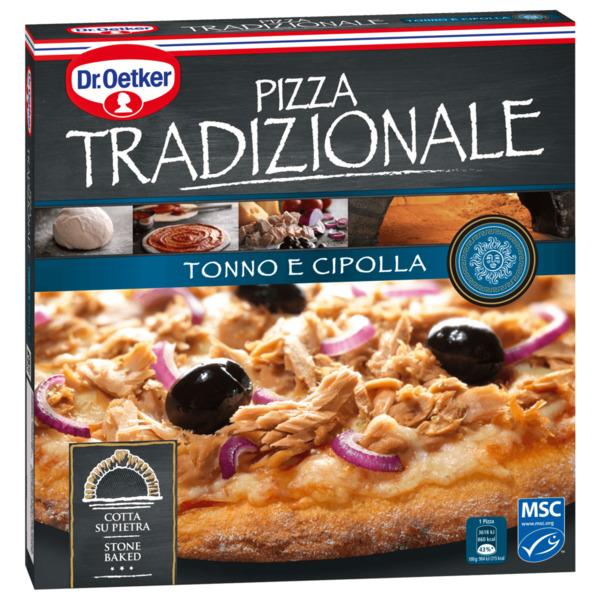 Dr.Oetker Pizza Tradizionale Tonno E Cipolla 345g