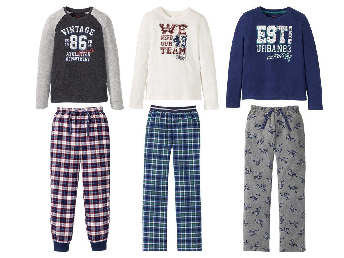 Bild 1 von PEPPERTS® Kinder Jungen Pyjama