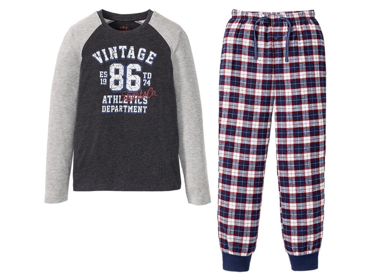Bild 2 von PEPPERTS® Kinder Jungen Pyjama