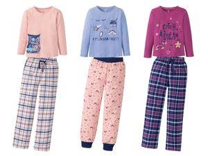 LUPILU® Kleinkinder Mädchen Pyjama