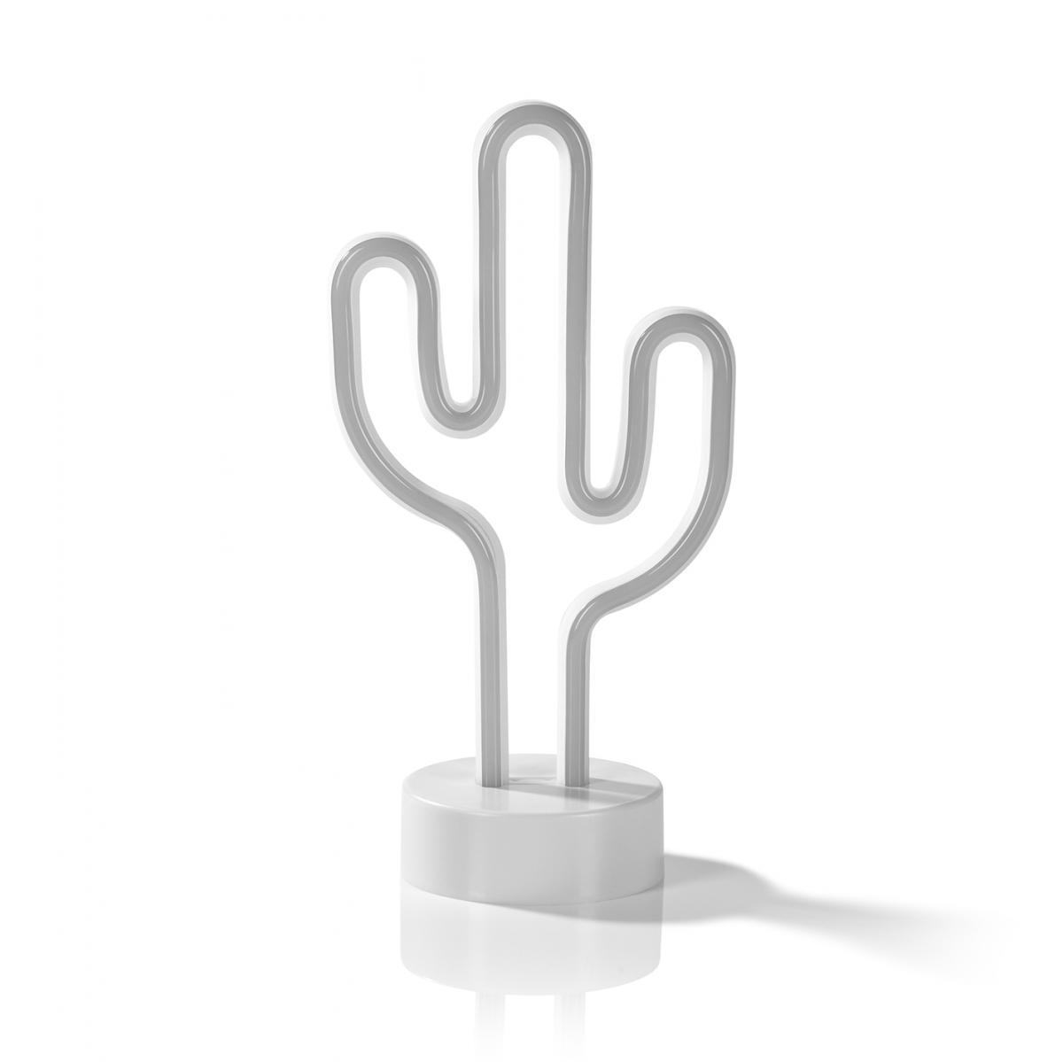 Bild 2 von EASYmaxx Dekoleuchte Kaktus 4,5V grün