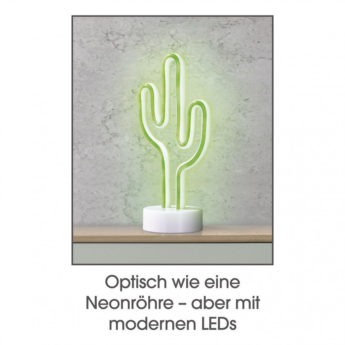 Bild 4 von EASYmaxx Dekoleuchte Kaktus 4,5V grün