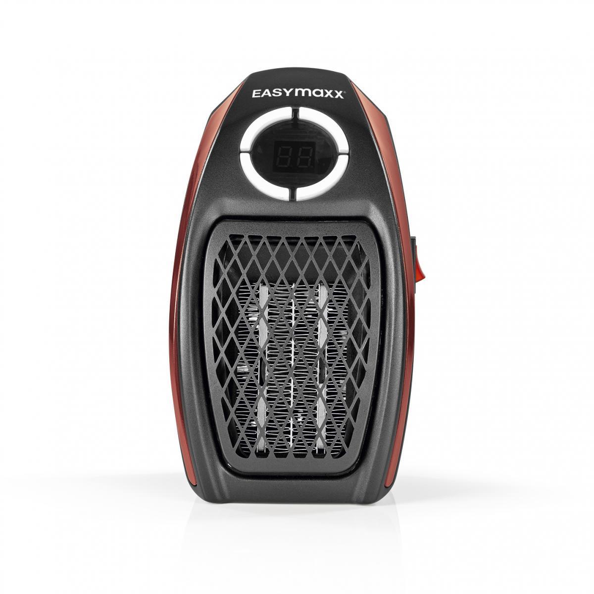 Bild 5 von EASYmaxx Mini-Heizung 500W schwarz/rot