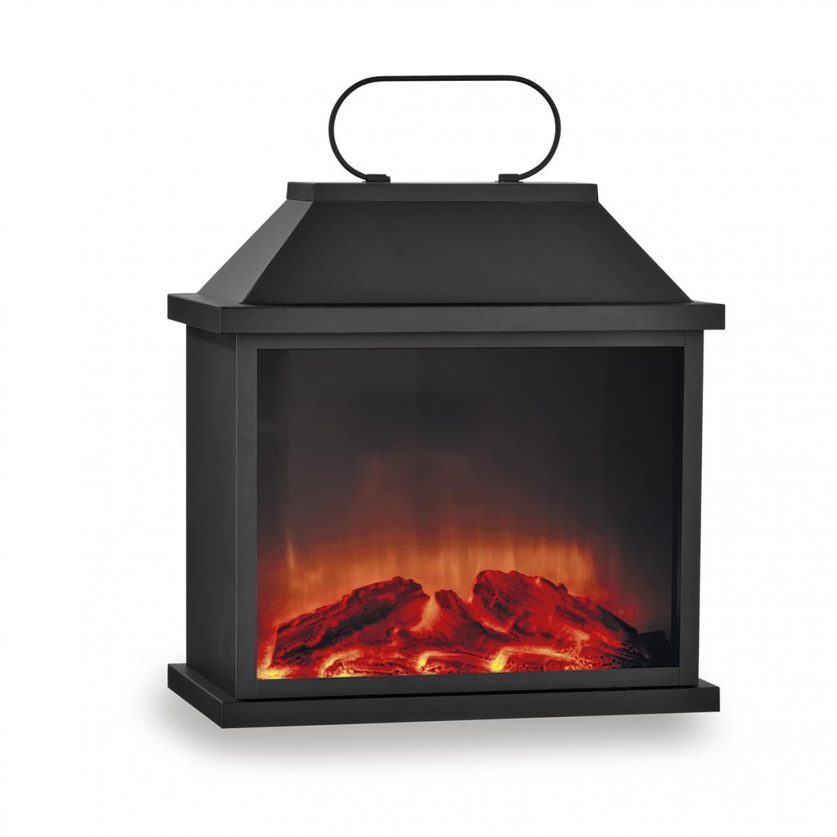 Bild 4 von EASYmaxx LED-Laterne Flamme Metall 4,5V schwarz
