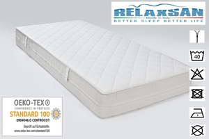 Relaxsan Ortho Vital Komfort Matratze, ca. 100 x 200 cm, H2