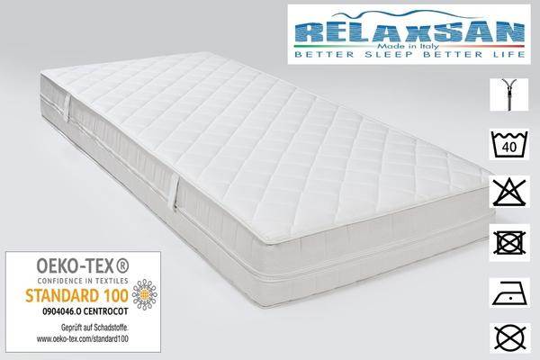 Relaxsan Ortho Vital Komfort Matratze, ca. 90 x 200 cm, H3