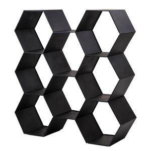Regal Comb Black - Schwarz, Kare Design