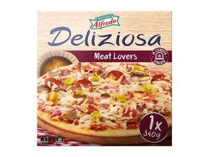 Pizza Deliziosa Meat Lovers