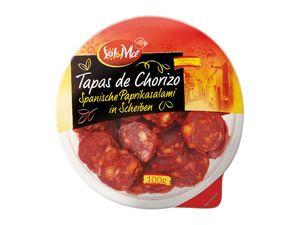 Tapas de Chorizo