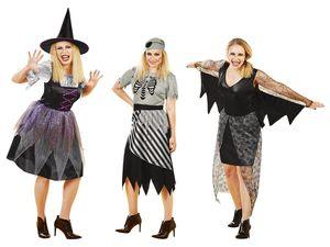 Damen Halloween-Kostüm