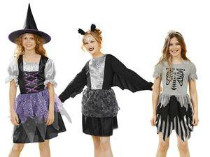 Mädchen Halloween-Kostüm