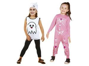 Kleinkinder Mädchen Halloween-Kostüm