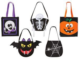 Halloween Filz-Tasche