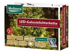 MELINERA® LED-Galaxielichterkette