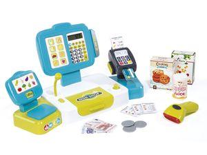 SMOBY Elektronische Supermarktkasse XL