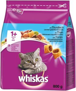 Whiskas Trocken 1+ Thunfisch