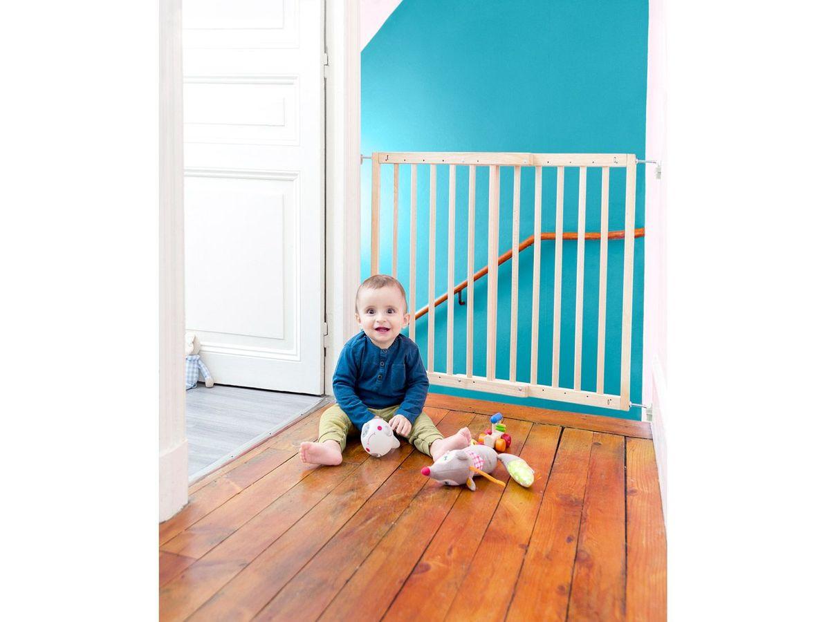 Bild 3 von Badabulle Holz Türschutzgitter Color Pop
