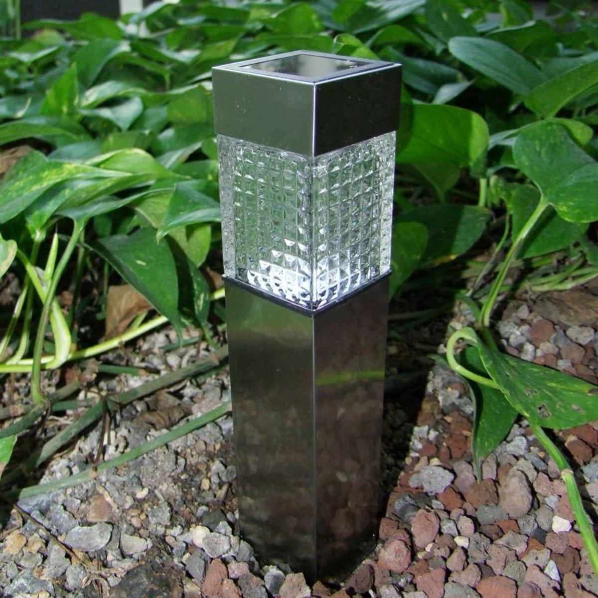 Bild 1 von Solar-Gartenwegeleuchte