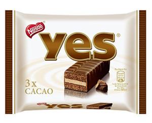 Nestlé YES®  Kuchenriegel