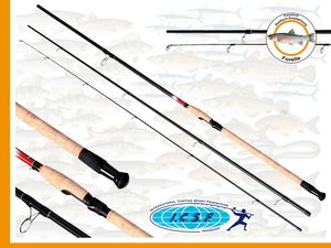 BIG BULL® Rutenserie BB Steck - Trout Catcher