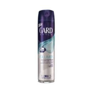 Gard Haarspray, Schaumfestiger oder Styling Gel