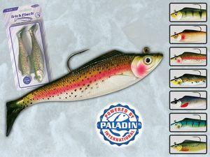 Trick Fisch® Kunstköderset Soft Jig - Raubfisch - Dekor