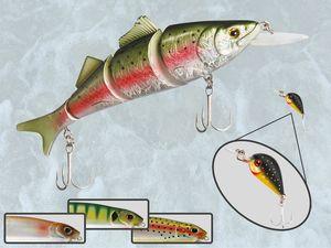 Trick Fisch® Kunstköderset David & Goliath