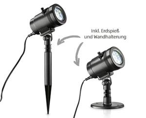 CASADeco LED-Projektor