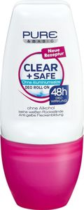 P & B Deo Roll-on clear + safe woman