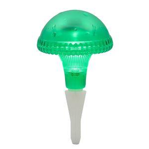 EEK A+, LED-Außenleuchte Assisi Pilz - Kunststoff - 1-flammig - Grün, Konstsmide