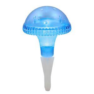 EEK A+, LED-Außenleuchte Assisi Pilz - Kunststoff - 1-flammig - Blau, Konstsmide